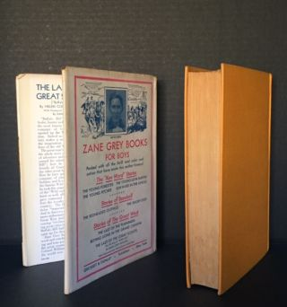 """Last of the Great Scouts: The Life Story of """"Buffalo Bill"""" [SIGNED BY HIS NIECE]"""
