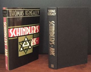 Schindler's Ark [True First edition, later published as Schindler's List in US]. Thomas Keneally