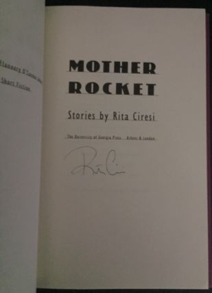 Mother Rocket [Signed]